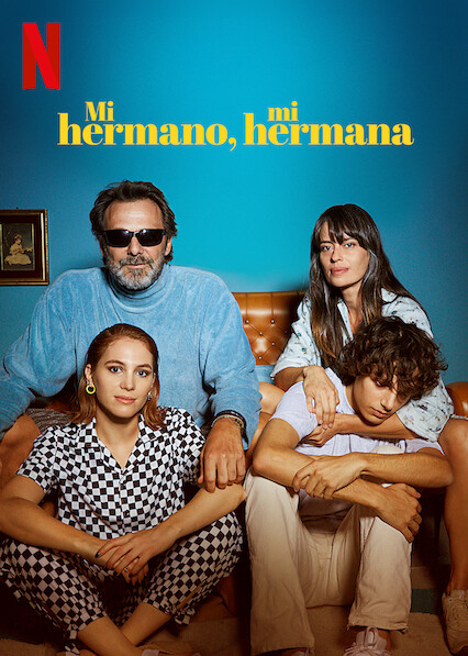 My Brother, My Sister (2021) NF WEB-DL 1080p Latino