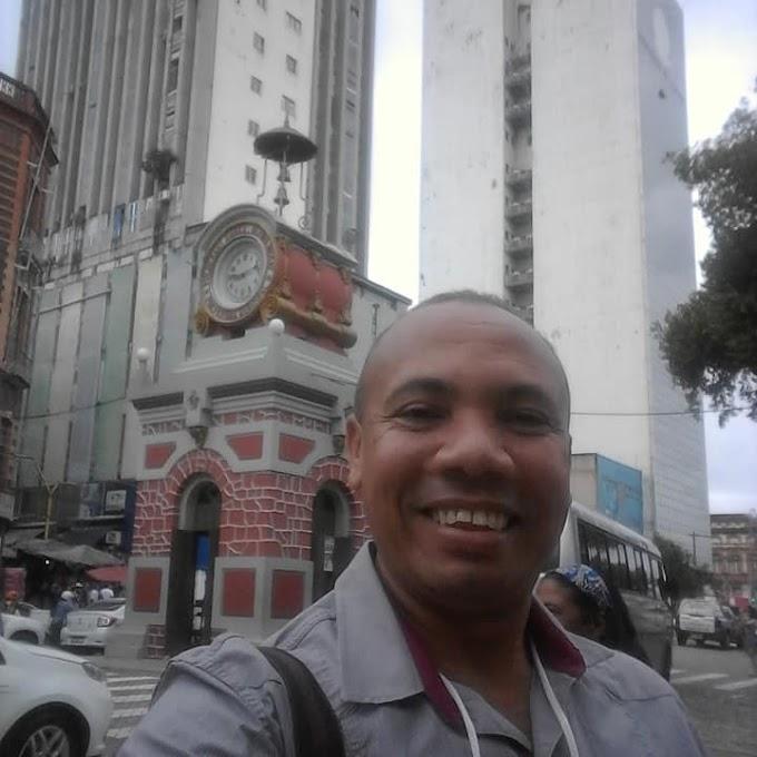 EVENTO APAEANO: José Cláudio Barbosa embarca para Joinville, onde participará de festival de Dança