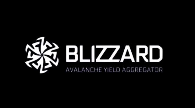Logo Blizzard Network (BLIZZ) Cryptocurrency