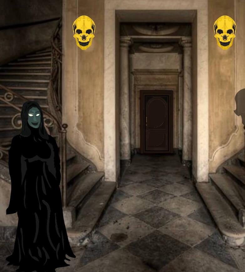 Games2rule Creepy Devil House Escape