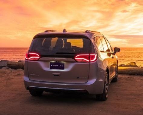 Chrysler Pasifica Hybrid