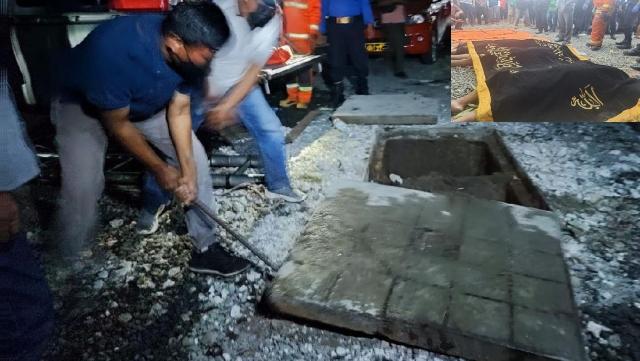 Lima Orang Tewas dalam Gorong-gorong, Polisi Duga Ada Kelalaian