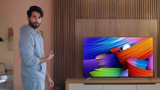 OnePlus signs Shahid & Mira Kapoor as brand ambassadors for its smart TV