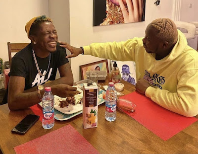 Shatta Wale, Medikal And Others Granted Ghc100k Bail Each [Read Full Details]