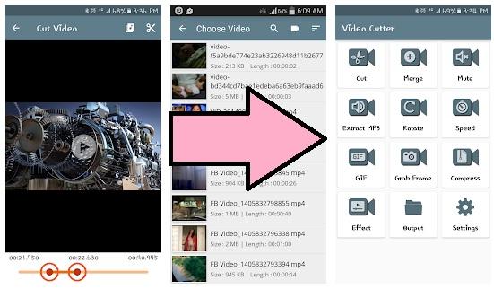 برنامج تقطيع الفيديو للهواتف 2022 برامج قص الفيديو للاندرويد والايفون