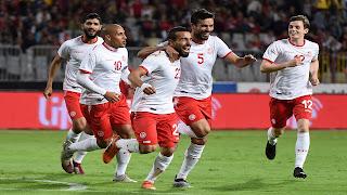 موعد مباراة تونس وموريتانيا اليوم 10-10-2021 في تصفيات كاس العالم