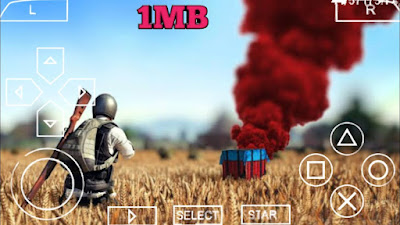 PUBG PPSSPP ISO Zip File for Android/IOS Free Download