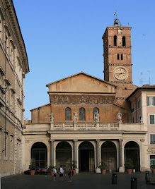 The Basilica of Santa Maria is one of Rome's oldest churches