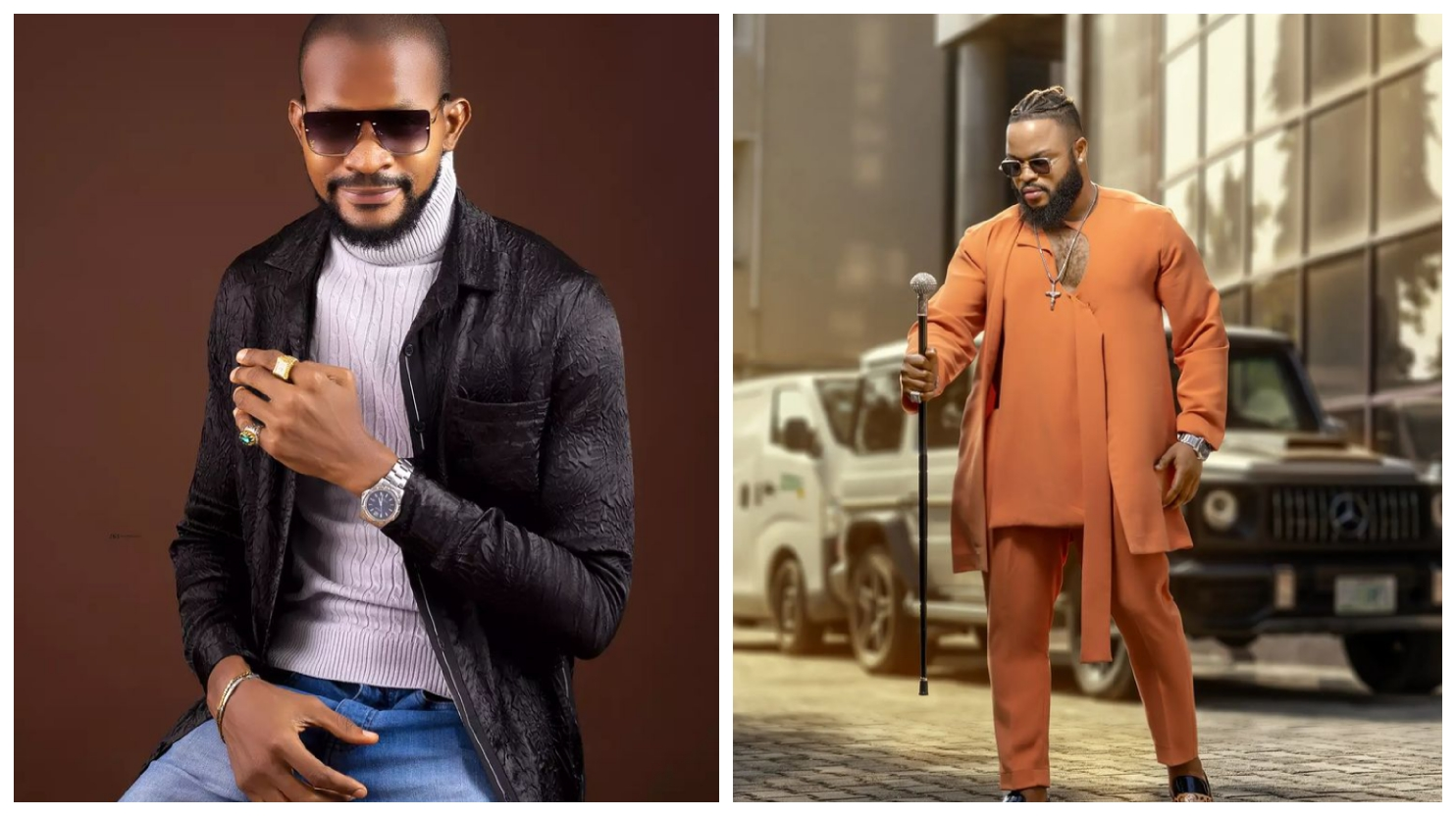 """""""Dear Whitemoney, you are not destined for music, focus your energy in cooking business"""" - Actor Uche Maduagwu says"""