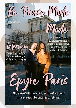 Magazine: La Pause Mode N°8