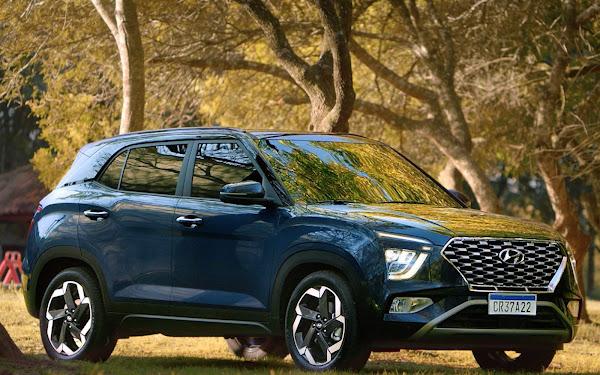 Новый Hyundai Crete 2022 выиграл телевизионную рекламную кампанию - видео