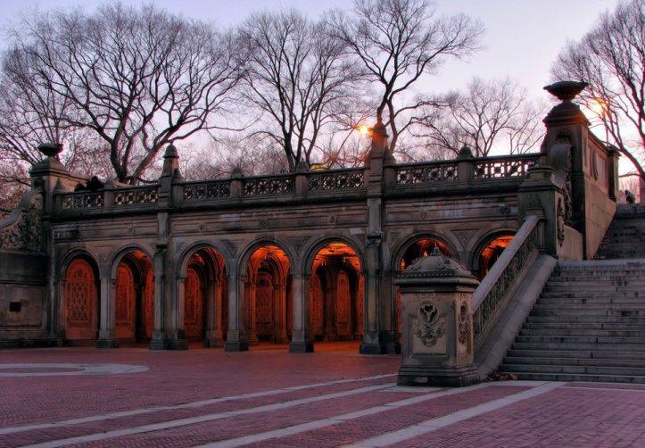 Bethesda Terrace