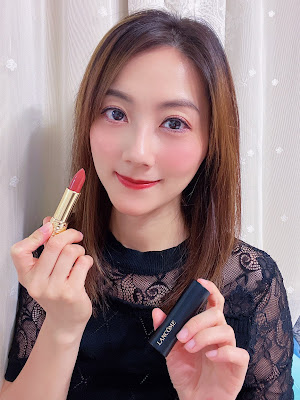 Lancôme L'ABSOLU ROUGE 瑰麗系列唇膏 ~ 秋冬新色登場