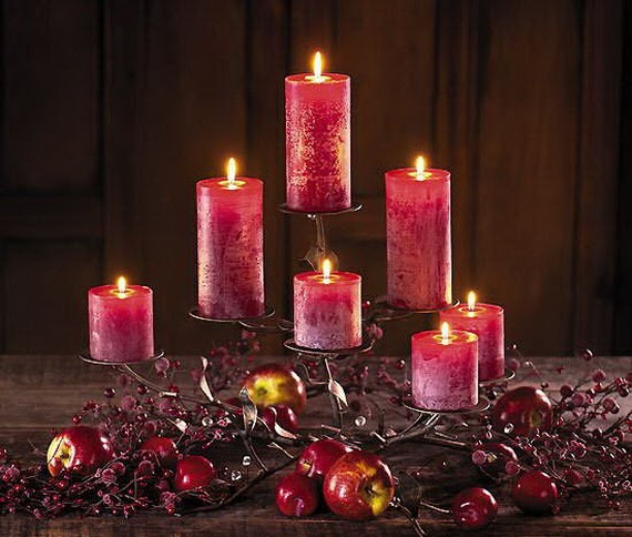 How To Decorate a Candle For Valentine's Day