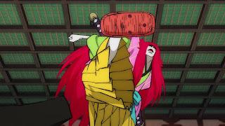 ワンピースアニメ 988話 ワノ国編 | ONE PIECE 黒炭カン十郎 Kurozumi Kanjuro CV.山崎たくみ