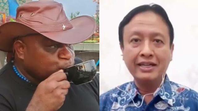Jokowi dan Ganjar Disinggung Natalius Pigai, Henry Subiakto: Petualang Politik Tak Berguna