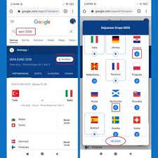 Alarm EURO 2021 di Android