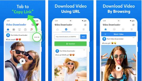 Free Video downloader for Facebook – Video Saver 2.3