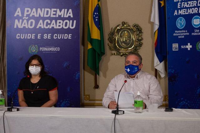 Pernambuco mantém intervalo de 60 dias entre as duas doses da Pfizer