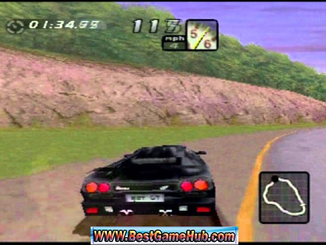 Need for Speed 4 High Stakes Old PC Game Free Download