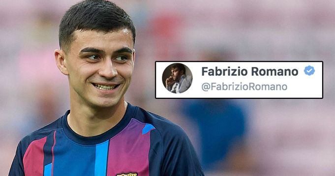 Pedri's new contract all but confirmed, release clause to stand at €1,000,000,000