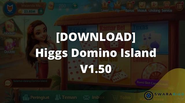 Higgs Domino Island Versi 1.50