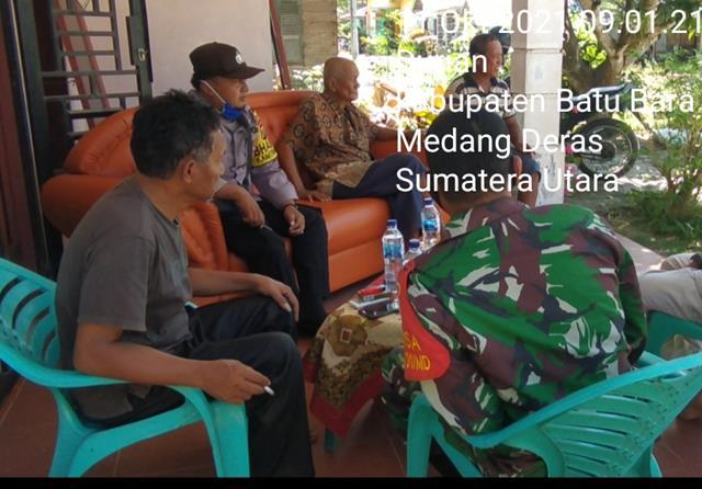 Dengan Cara Komsos Personel Jajaran Kodim  0208/Asahan Jalin Silaturahmi Dengan Mitra Karib Selaku Warga Binaan