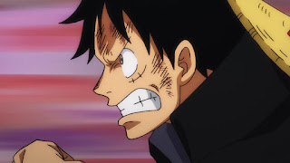 ワンピースアニメ 994話 ワノ国編 | ルフィ かっこいい | ONE PIECE Monkey D. Luffy
