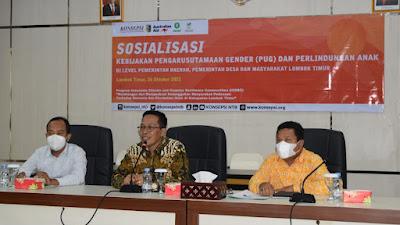 Begini Kata Sekda Soal Isu Kesetaraan Gender di Lombok Timur
