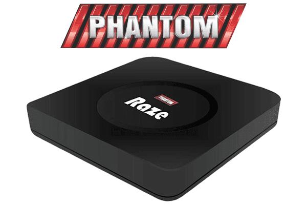 Phantom Raze IPTV Atualização - 18/08/2021