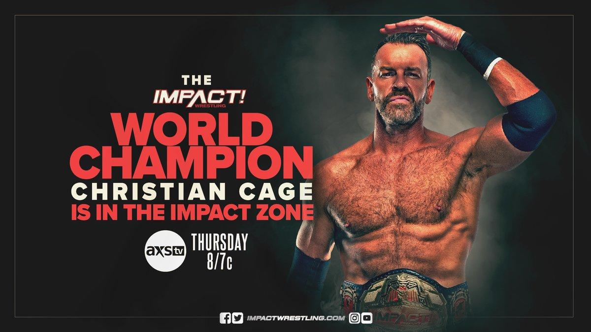 Cobertura: IMPACT Wrestling (19/08/2021) – Em casa!