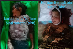 Kecamatan Paloh Gempar , Nenek Tewas Ditangan Anaknya Sendiri