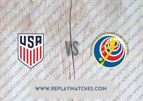 United States vs Costa Rica Highlights 13 October 2021
