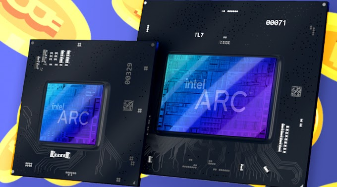 """Intel Confirms Crypto Mining WILL be Possible In New """"Arc"""" GPUs - Designed To Compete With NVIDIA and AMD..."""
