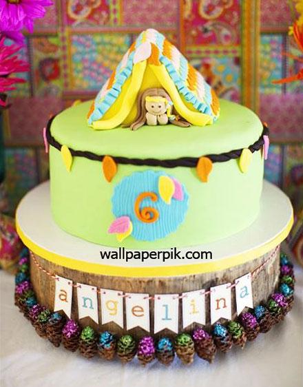 birthday cake images for girls