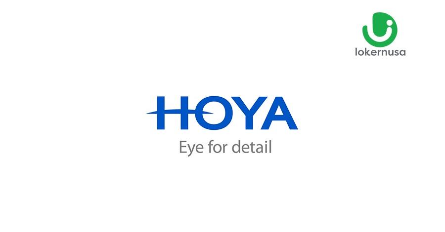 Lowongan Kerja PT Hoya Lens Indonesia