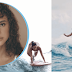Yassi Pressman spotted surfing in Siargao