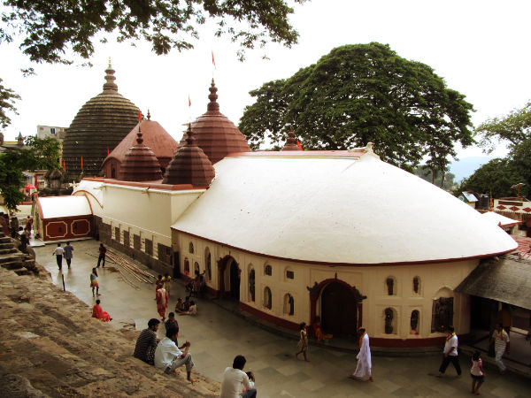 Kamakhya Devi Temple, Assam   Best Places to Visit in India