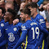 Chelsea made sure of their place at the top of the Premier League for another week as, without Romelu Lukaku, they hammered Norwich City.