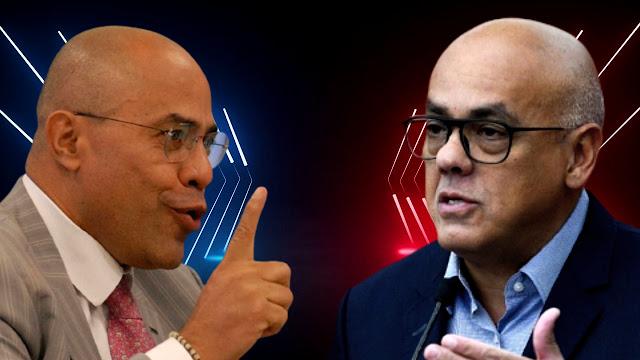 """EL TOMA Y DAME ENTRE VLADIMIR Y JORGE RODRÍGUEZ: """"ES UN DEBATE ENTRE ACTIVISTAS"""""""