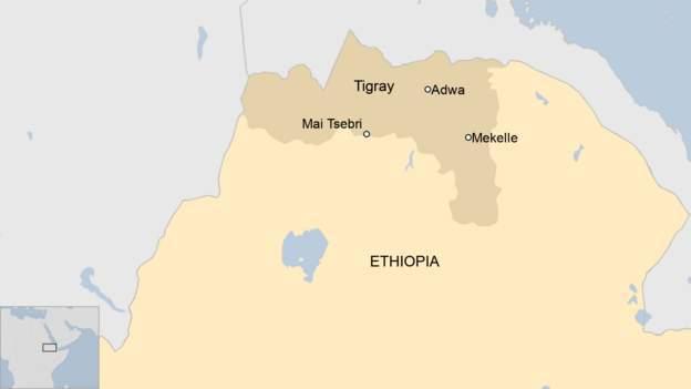 Mashambulio mapya ya ndege yapiga yapiga maeneo mapya Tigray