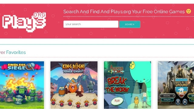 Situs Game Online Populer Plays.org