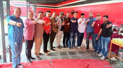 Sejumlah Tokoh Aceh Pulau Jawa Silaturrahmi di Kediaman Akhyar Kamil