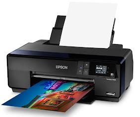 Epson SureColor P600 Pilotes d'imprimante gratuit