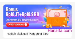 Cara Menghasilkan Uang dari Neo+ Plus Bank BNC Commerce Daftar Rekening Pakai Kode Referral LT2N22 Dapat Saldo Rp20 Ribu