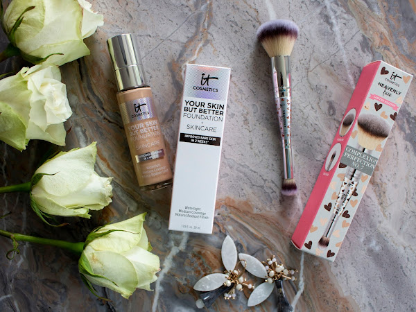 Your Skin But Better Foundation + Skincare von IT Cosmetics