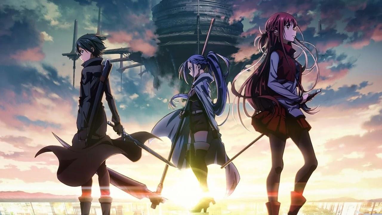 O Filme Sword Art Online: Progressive – Hoshi Naki Yoru no Aria chegará em breve no Brasil