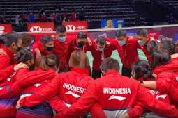 Indonesia Tersingkir dari Piala Sudirman 2021 Setelah Kalah 2-3 dari Malaysia