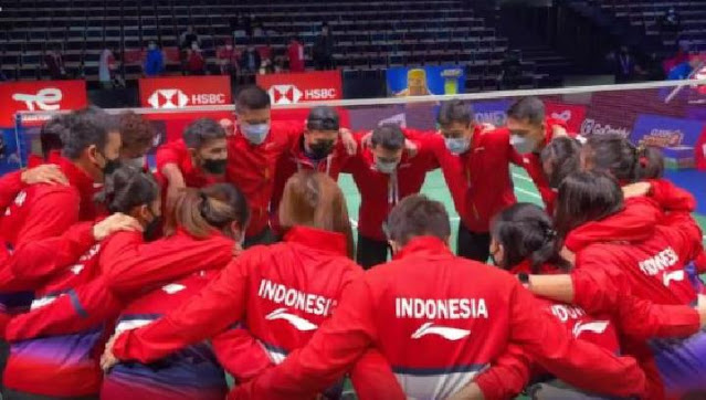 Indonesia Tersingkir dari Piala Sudirman 2021 Setelah Kalah 2-3 dari Malaysia.lelemuku.com.jpg