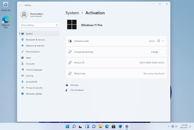 Windows 11 Rtm Final Build 22000.194 Business Edition Msdn + Unlocked